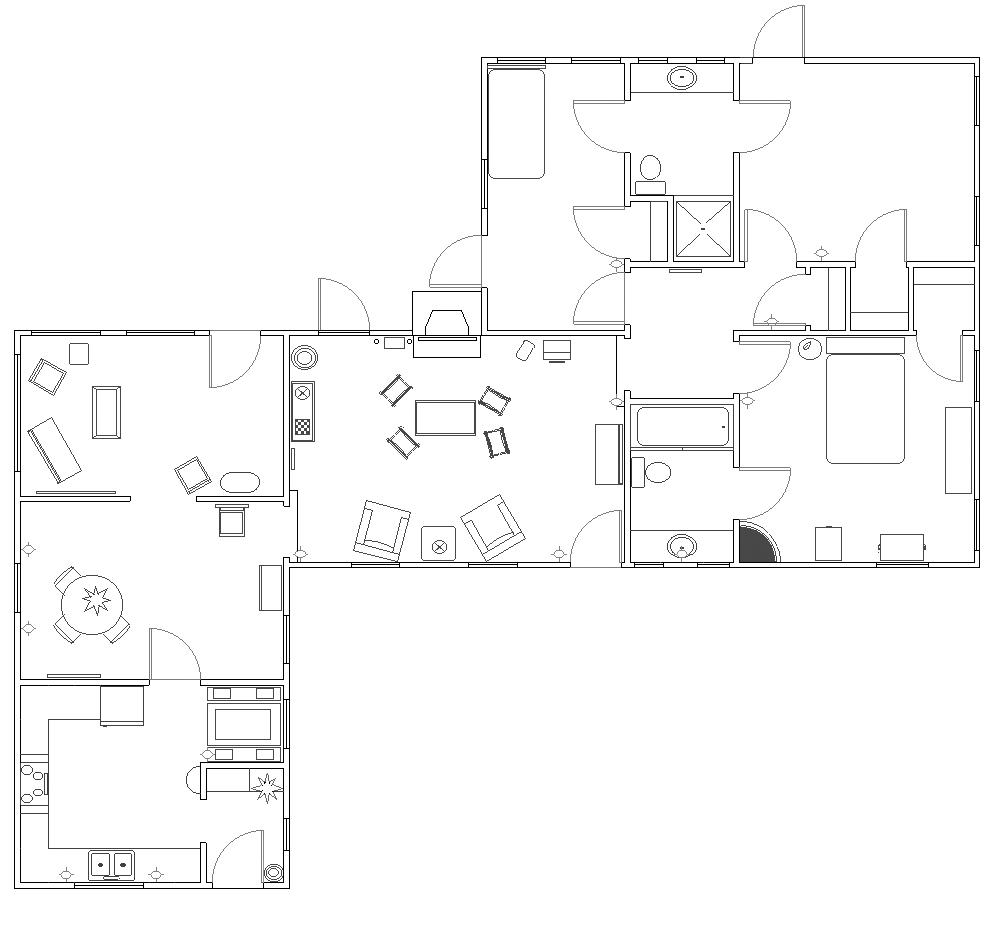 La maison de marilyn monroe for House plans monroe la